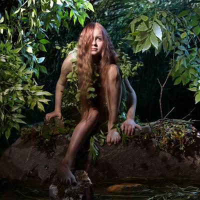 Болотная девочка Девочка болото мавка русалка водяной
