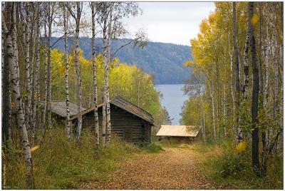 Осень в Тальцах осень Тальцы
