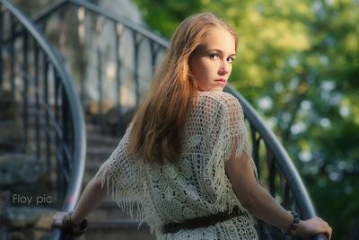 *** портрет бохо бохостиль лето