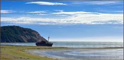 Desdémona море корабль крушение аргентина