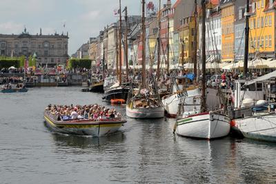 ***... Этот город на воде .... копенгаген путешествие вода парусники яхты суда