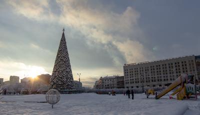 Мурманск Мурманск Россия Зима