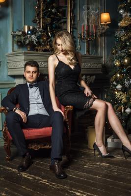 christmas lovers новый год праздники любовь влюблённые романтика вечер страсть