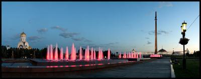 Парк Победы Парк Победы, Россия, Москва, Victory Park, Russia, Moscow, фонтаны, fountain