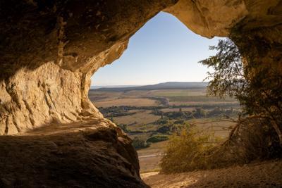 Где спят драконы ) Закат Крым Ак-Кая Белая скала