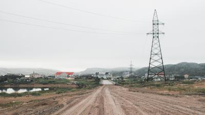Териберка териберка мурманск область край земли canon eos dslr путешествие дорога туман ночь