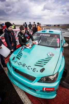 *** машина гонки дрифт соревнования