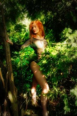 *** Амазонка девушка
