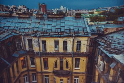 *** Санкт-Петербург двор