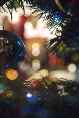 Москва новогодняя (13) Новый год Рождество Москва город