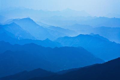 ХОЛОДНОЕ Безмолвие в  Хуаншань china