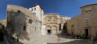 Храм Гроба Господня Израиль, Иерусалим, Храм Гроба Господня