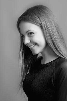 Лина портрет