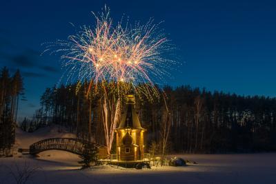 С Рождеством, православные!