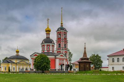 Троицкий собор Варницкий монастырь Троицкий собор Ростов Великий