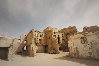 пустынный город Дахла Харга город пустыня оазис ливийская пустыня