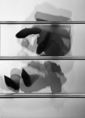 Un homme et une femme Мужчина женщина лестница