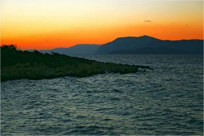 Рассвет наступит только завтра... остров Клеопатры