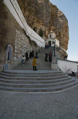 Свято-Успенский мужской монастырь Крым Бахчисарай монастырь