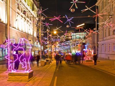 Москва. Улица Большая Дмитровка москва большая дмитровка