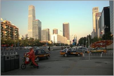 пекинское время