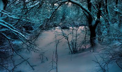 ***Зима в г. Лакинске