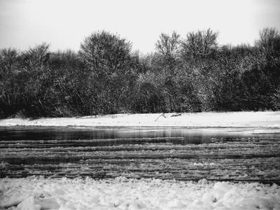 Предвестие зимы...