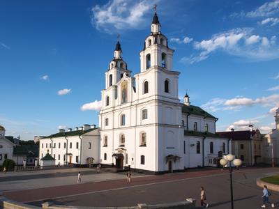 Кафедральный Свято-Духов собор , г.Минск
