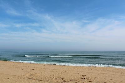 пляж в Ливадии