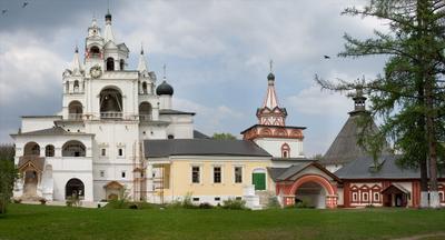 Монастырь Саввы Сторожевского