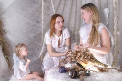 ангелочки умнички Алла Карпоносова фотограф  фотохудожница Алла Карпоносова фотографиня Алла