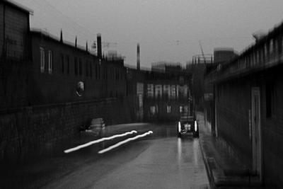 Призраки большого города