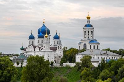 Боголюбово (2) храм церковь монастырь Боголюбово