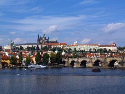 Пражский Град Прага Пражский Град