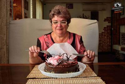 юбилей и это мой тортик юбилей торт праздник