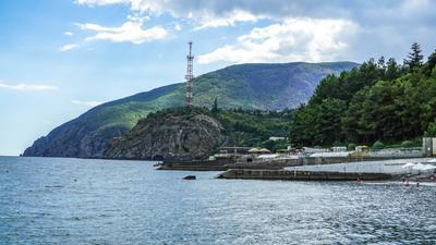 Южный берег Крыма.