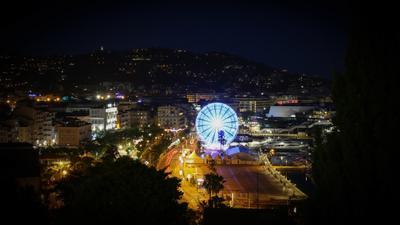 night Cannes