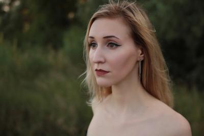 Естественность... Девушка портрет