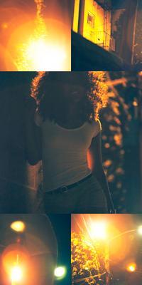 YELLOW LIGHT DISTRICT girl