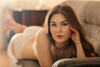 Татьяна портрет девушка модель