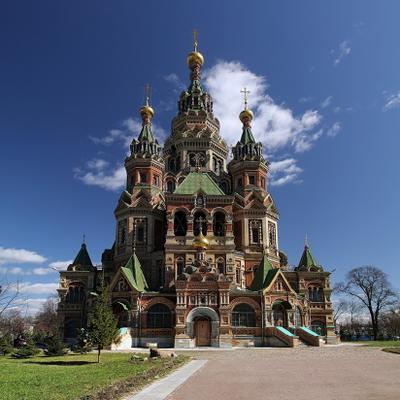 *** Петербург Петергоф