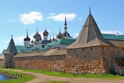 Соловецкий монастырь соловки монастырь башни
