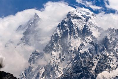 Чамар Южный, 7161м Чамар, Непал, Гималаи