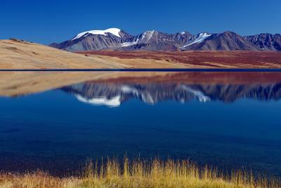 Монгун Тува Монгун тайга озеро горы
