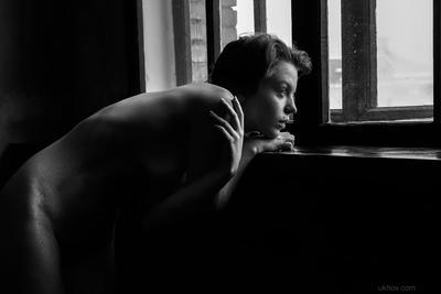 агорафобия портрет девушка фотограф ухов