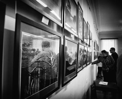 Фотовыставка в музее фотовыставка