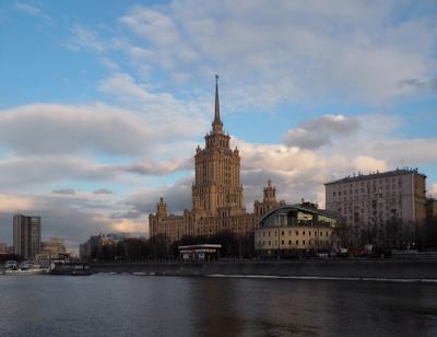 Гостиница Украина и не только