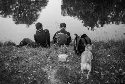 *** streetphoto moscow черно-белая фотография