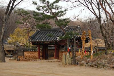 Весна в Корейской Деревне 4