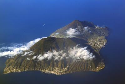 вулканы Сицилия вулканы